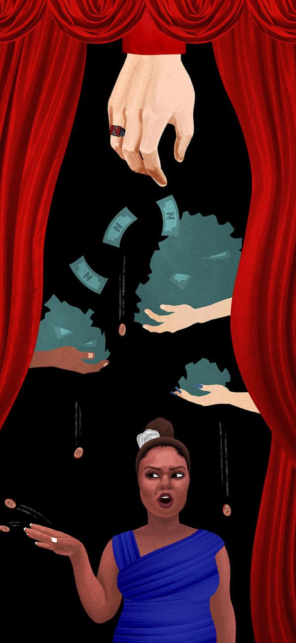 Illustration by Ene Agi