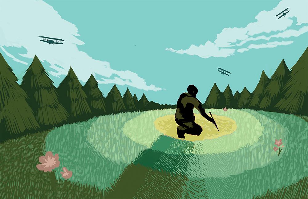 Illustration by Erika Ogilvy