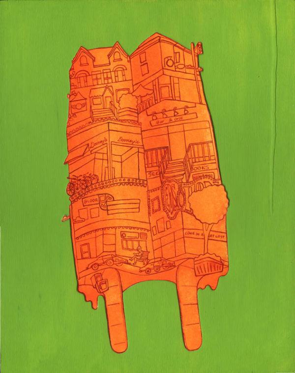 Illustration by Eva Nitsch