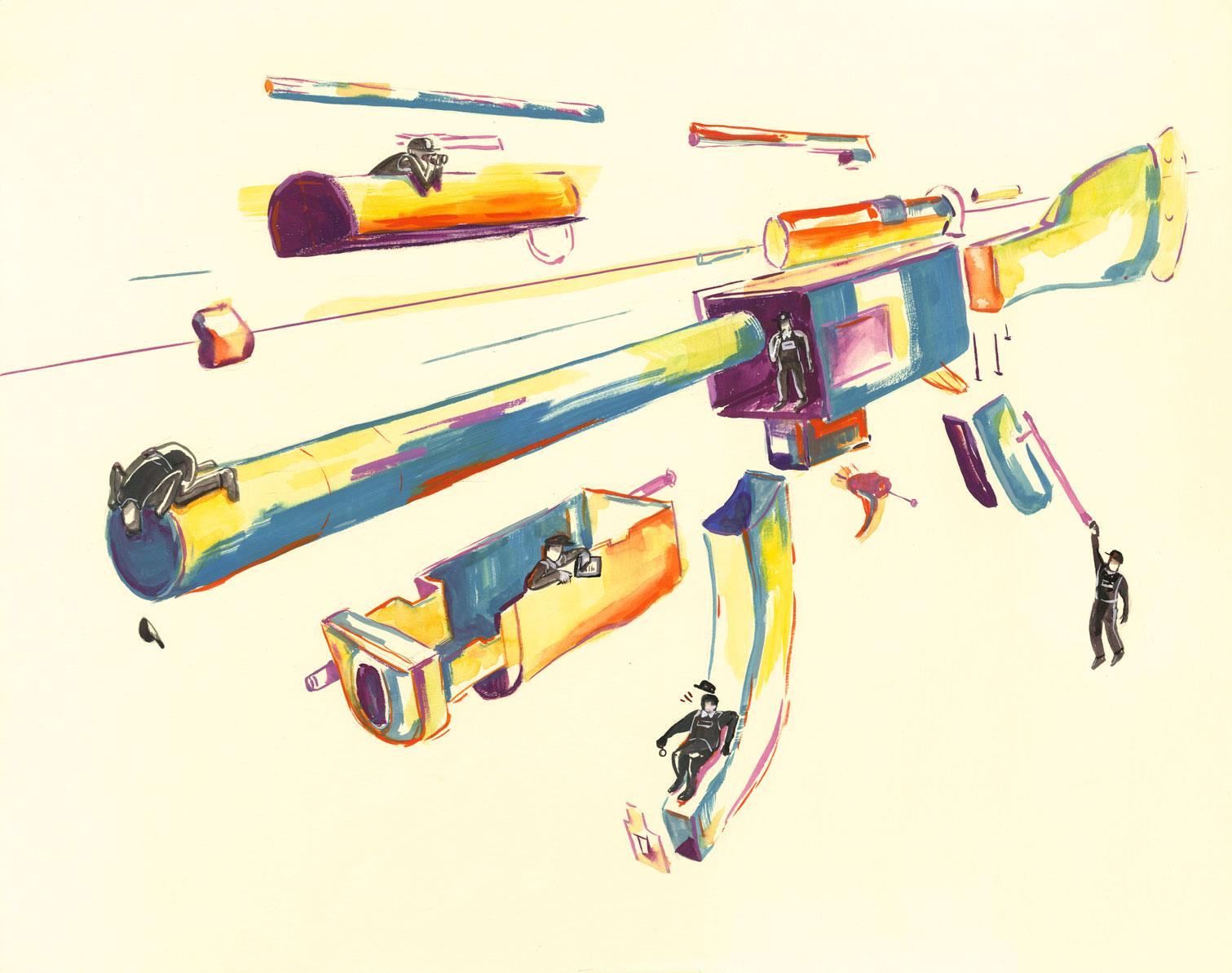 Illustration by Evelyn Roitner