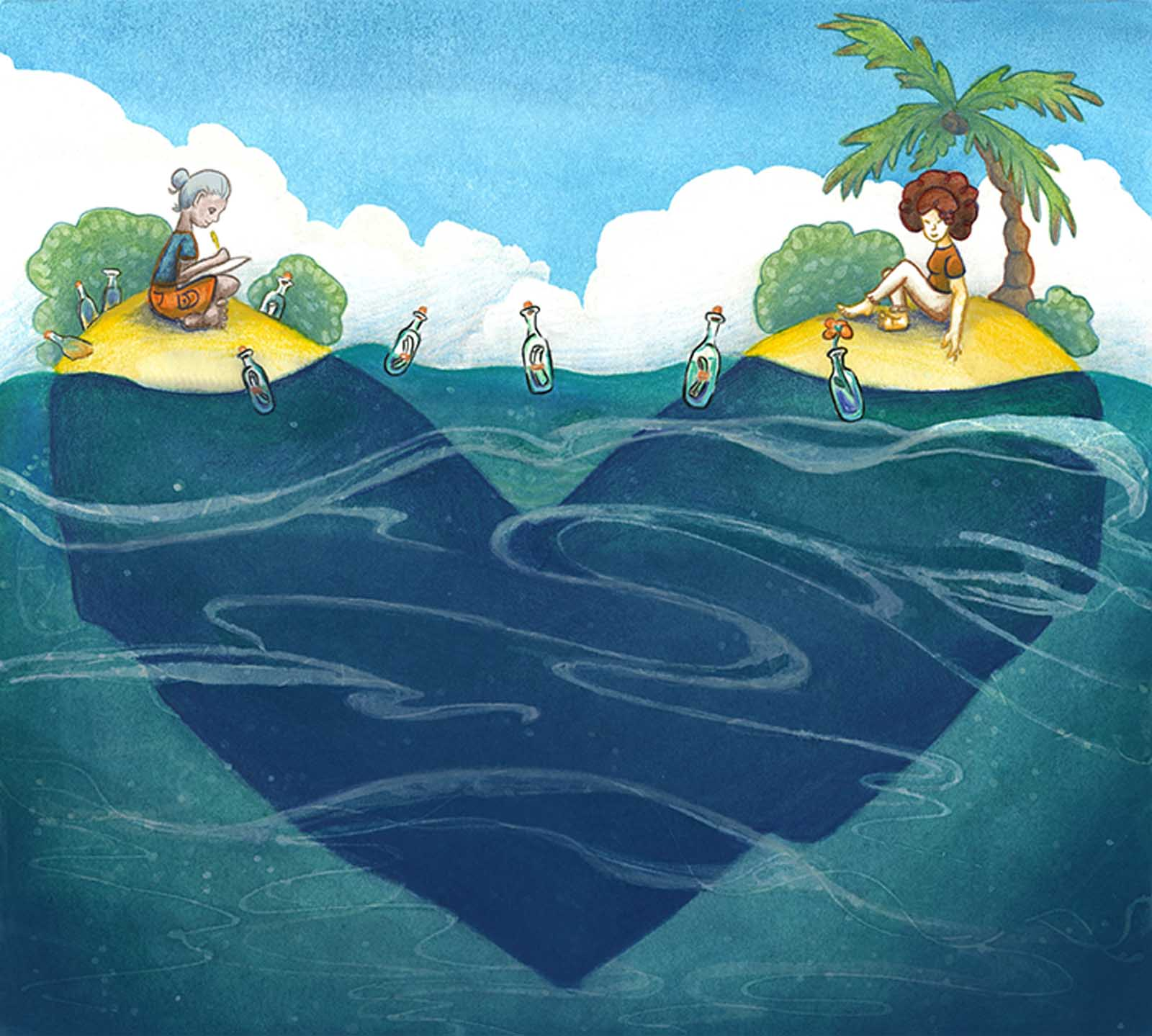 Illustration by Geo Gregas
