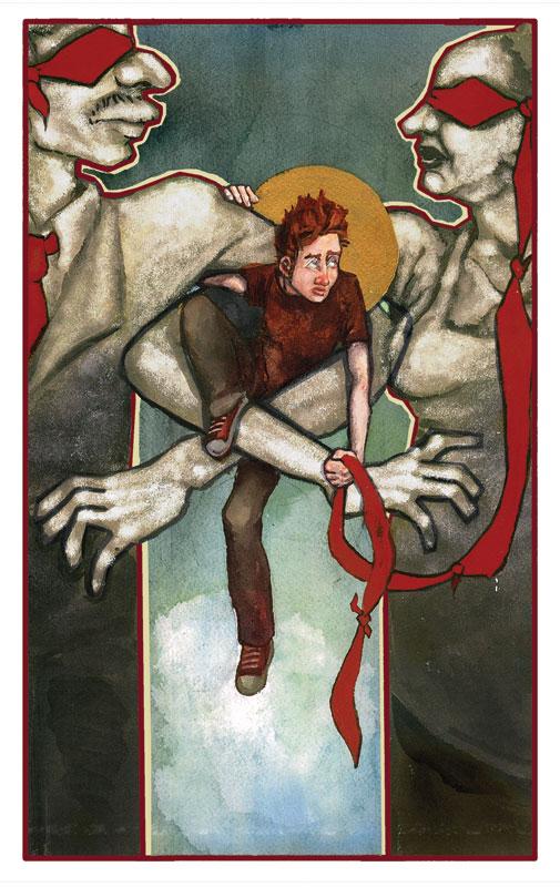 Illustration by Gillian Blekkenhorst