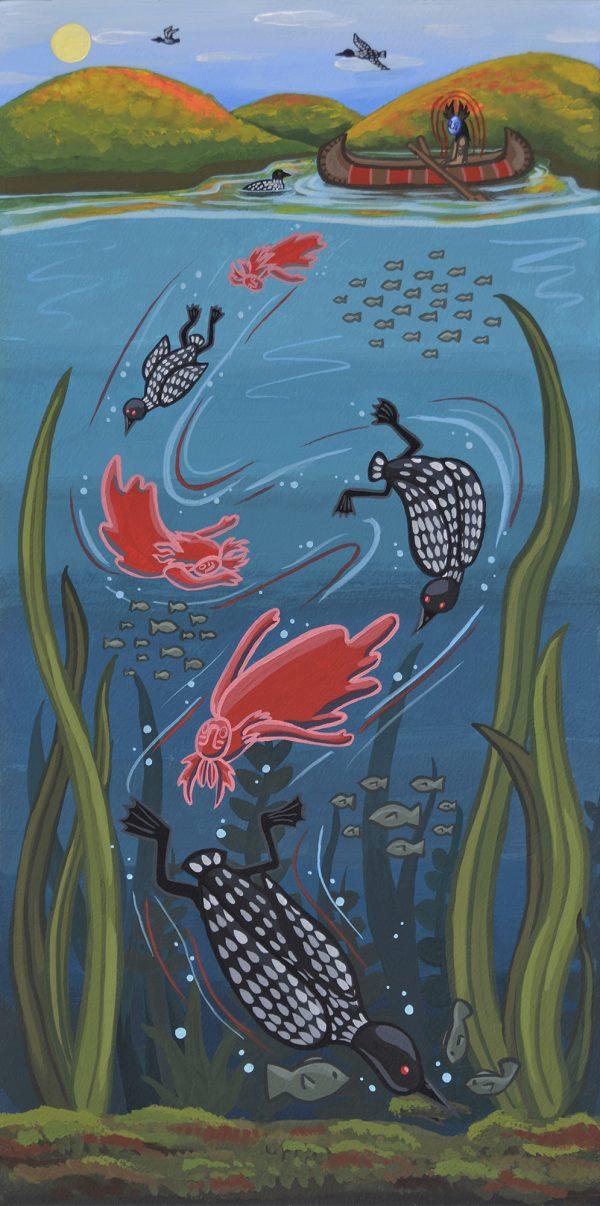 Illustration by Gillian Goulet