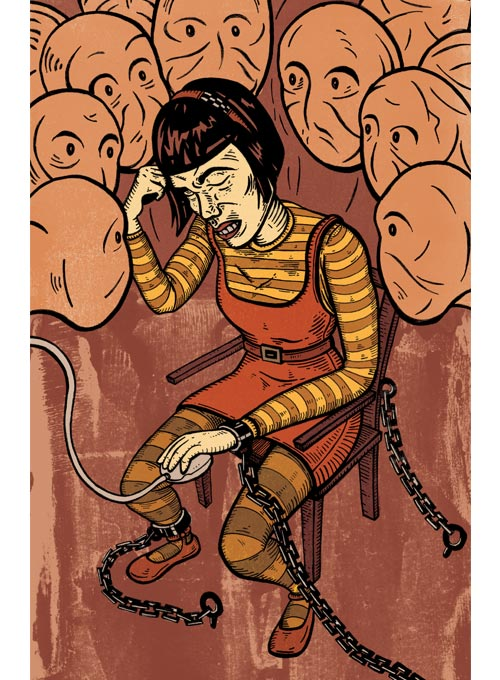 Illustration by Gregory Bornn