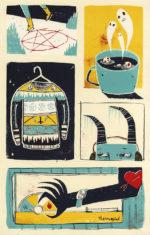 Illustration by Heidi Berton