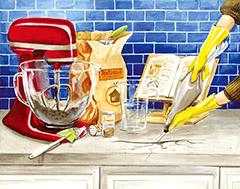 Illustration by Iulia Preda