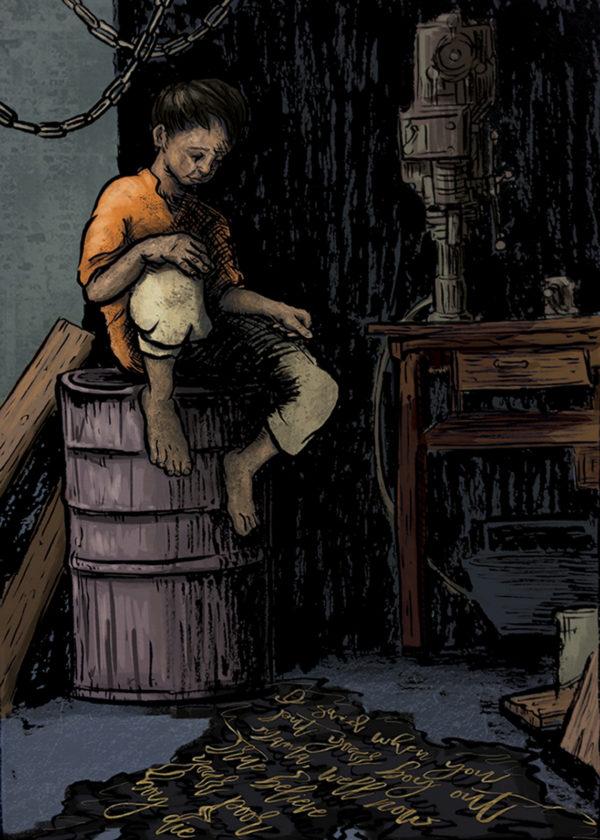 Illustration by Jason Ferguson
