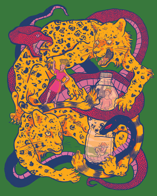 Illustration by Jesseca Buizon
