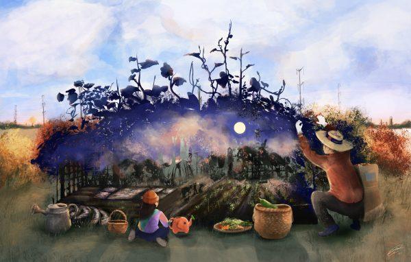 Illustration by Jhenny Castillo