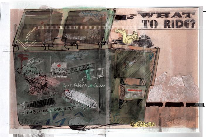 Illustration by Jim Mezei
