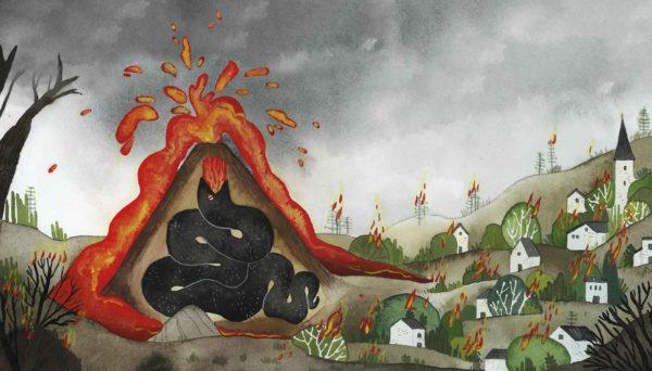 Illustration by Julia Louise Pereira