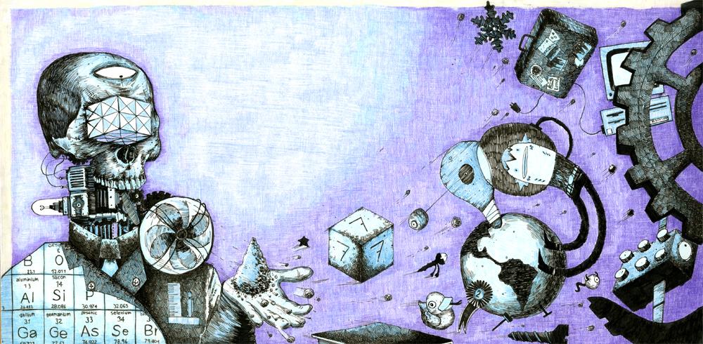 Illustration by Julian Raigoza