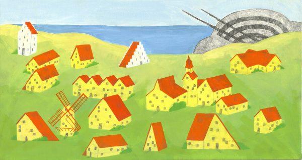 Illustration by Juliette Vermeersch