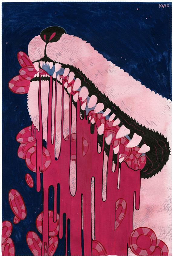 Illustration by Katherine Verhoeven