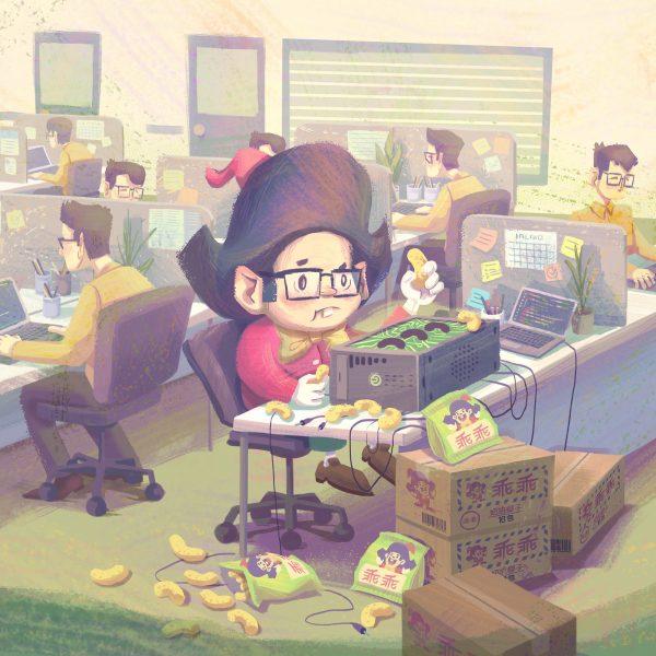 Illustration by Kelly Wan
