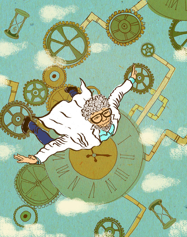 Illustration by Lan Gao