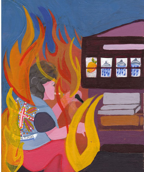 Illustration by Larissa Mckay