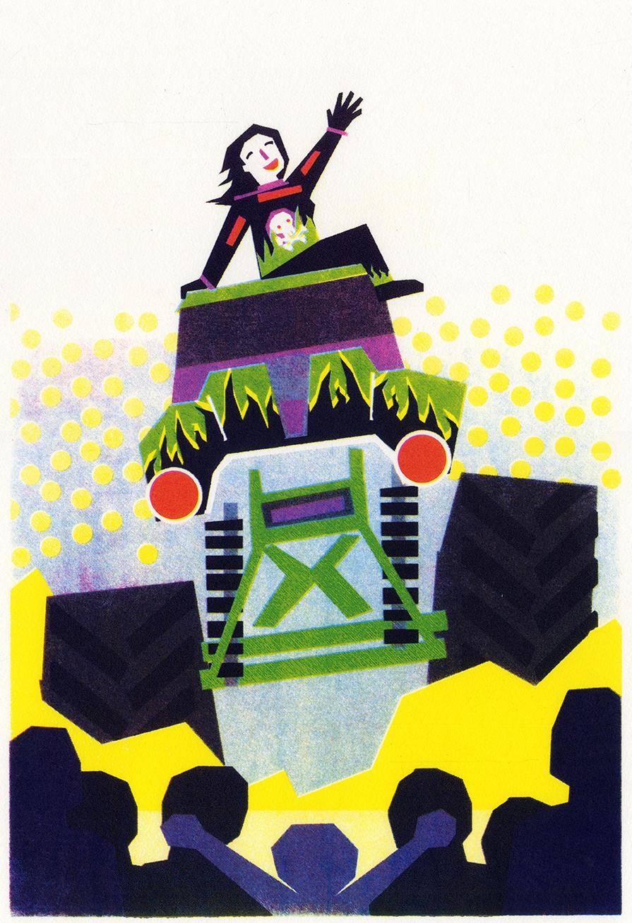 Illustration by Lexie Tustin