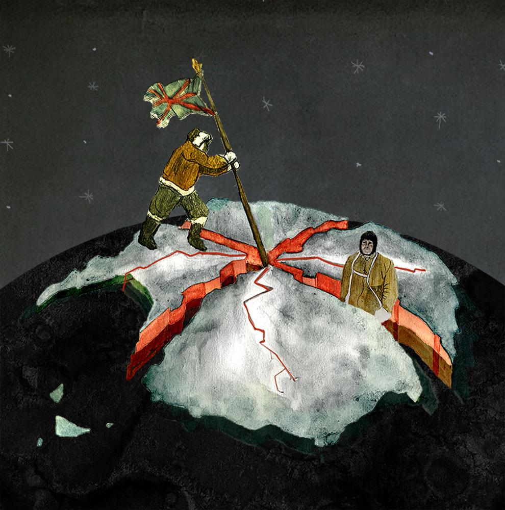 Illustration by Lili Caron