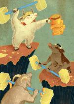 Illustration by Ludovica Liu