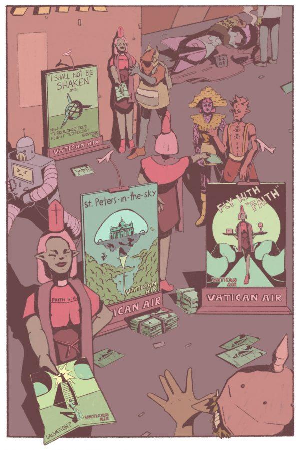 Illustration by Lukus Kiernicki