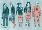 Illustration by Lydia Uppington