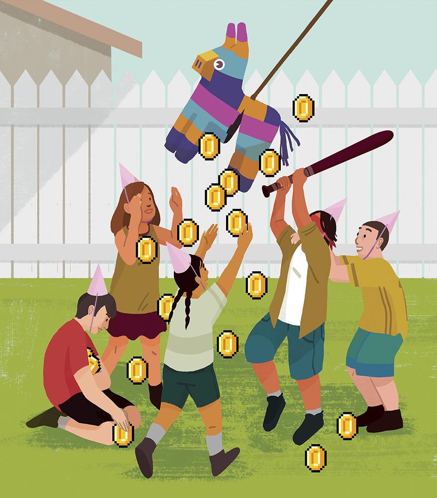 Illustration by Mariah Llanes