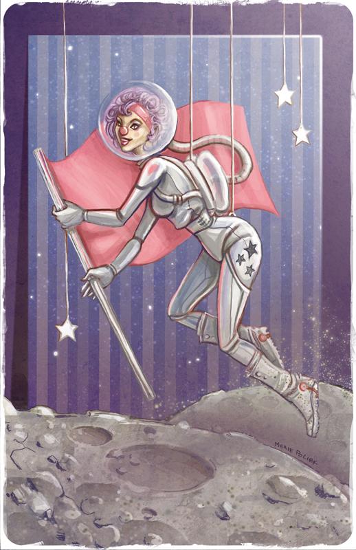 Illustration by Marie Poliak