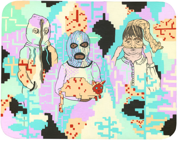 Illustration by Meg Dearlove