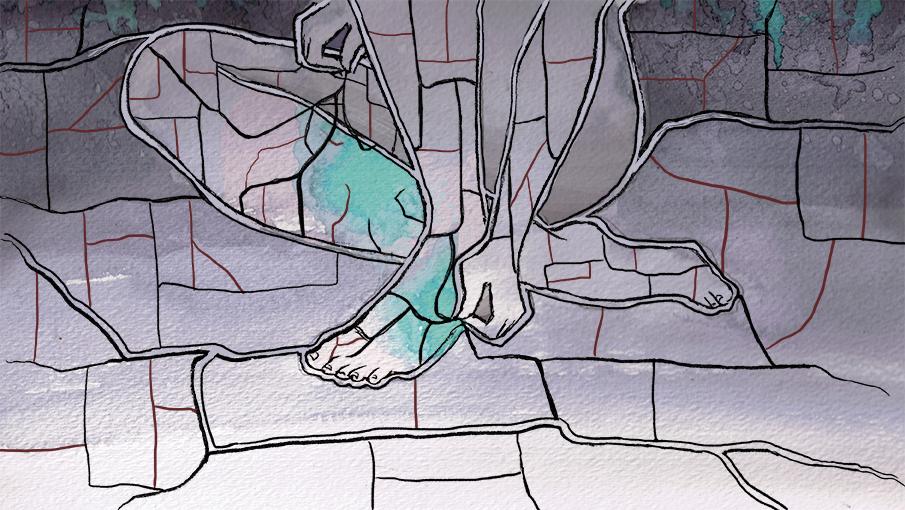 Illustration by Melanie Feraday