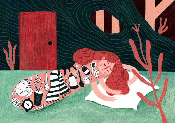 Illustration by Merryn Connelly-Miller