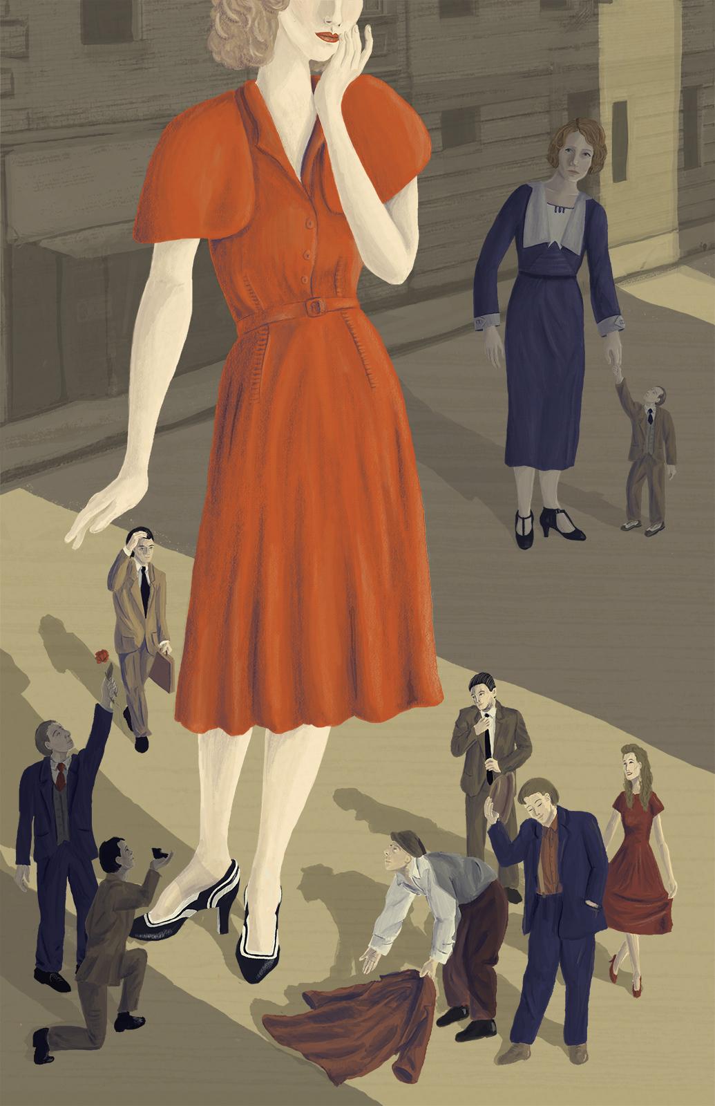Illustration by Michelle Schofield