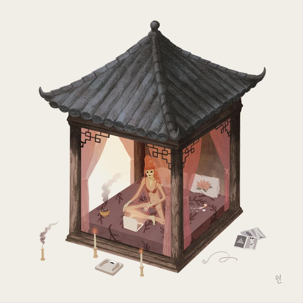 Illustration by Min Gyo Chung