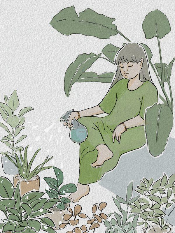 Illustration by Minah Lee
