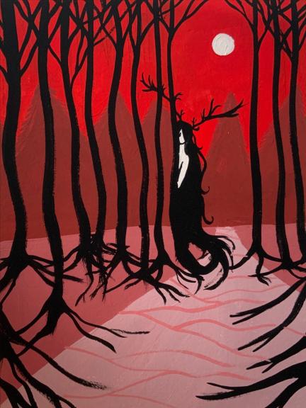 Illustration by Miranda Belen