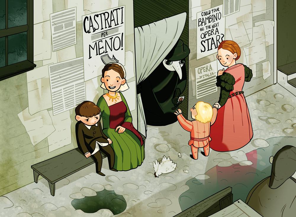 Illustration by Mitchell McLeod