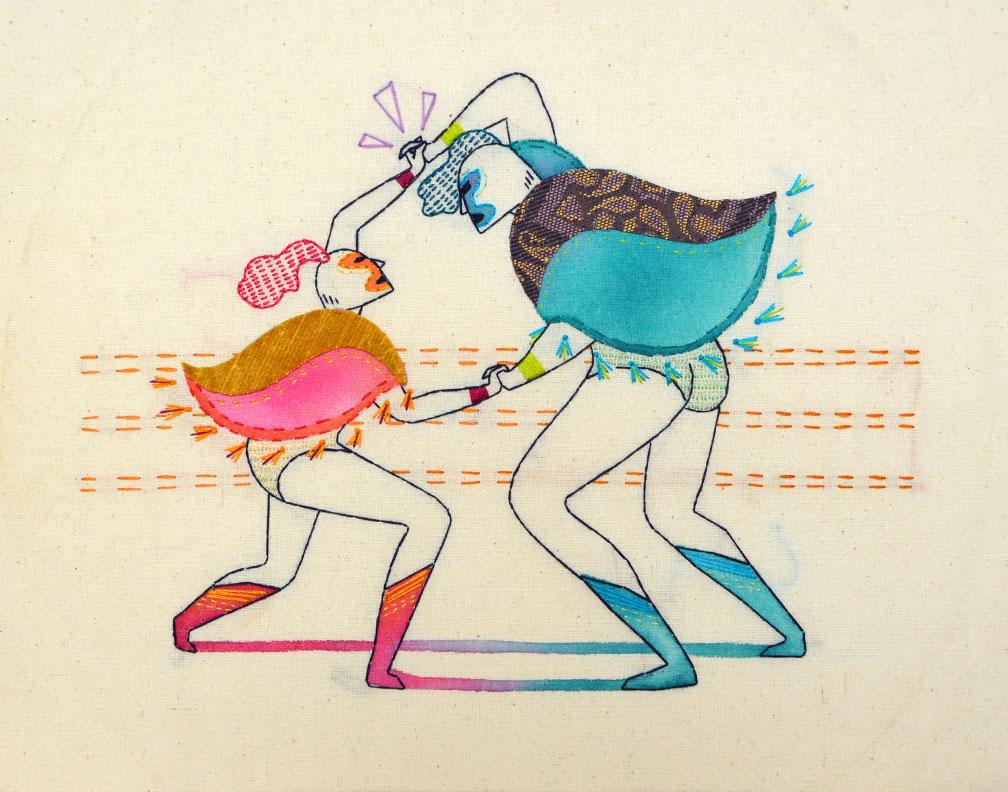 Illustration by Molly Graham