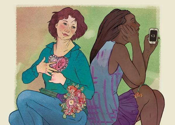 Illustration by Morgan Groombridge