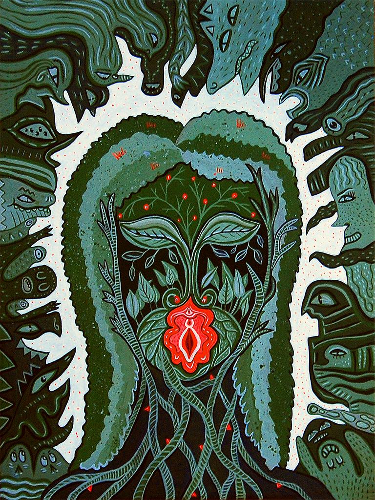 Illustration by Natalie V. Bochenska
