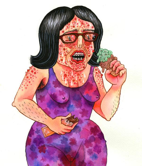 Illustration by Natalie Watts