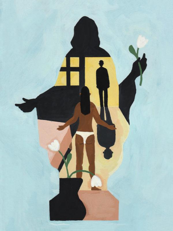 Illustration by Oliver Ledesma