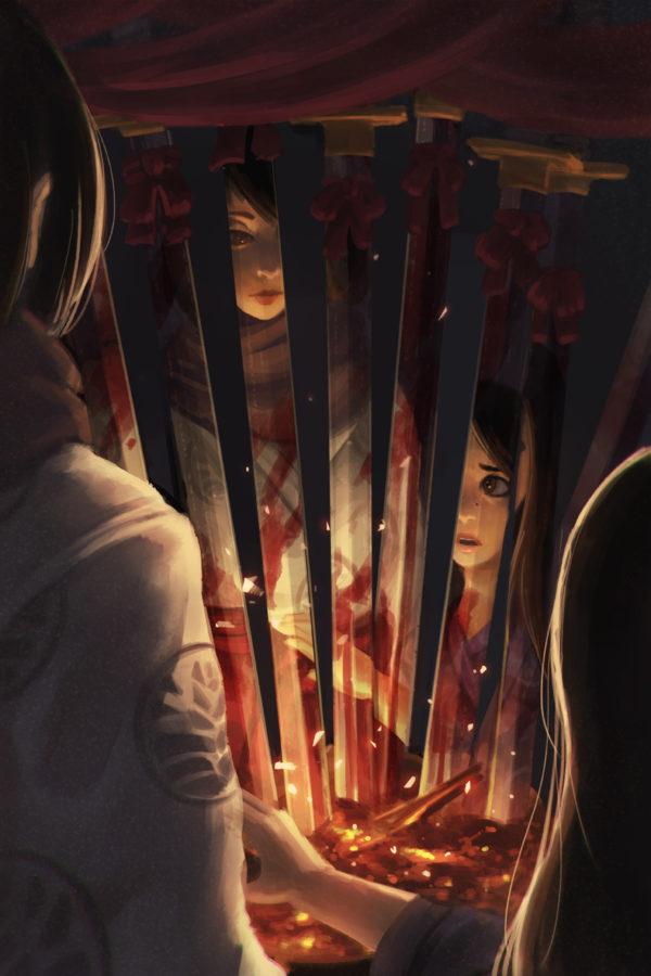 Illustration by Patrick Chen