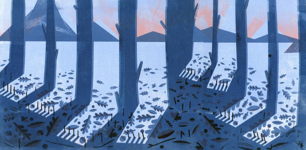 Illustration by Robert John Paterson