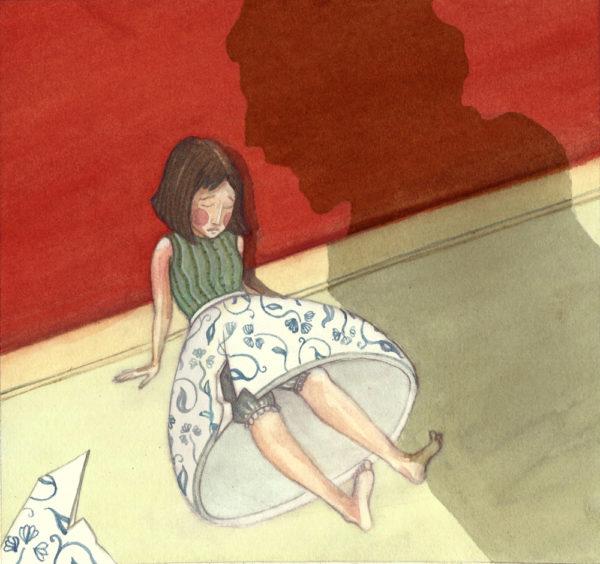 Illustration by Shahrzad Maydani