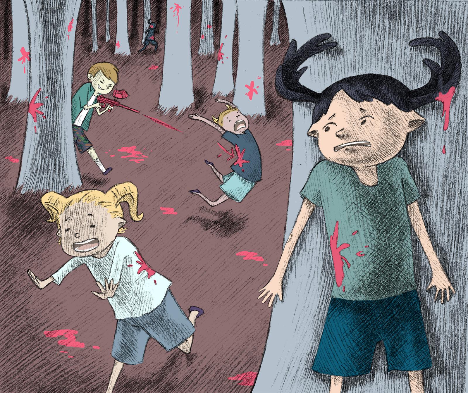 Illustration by Snowie Ku