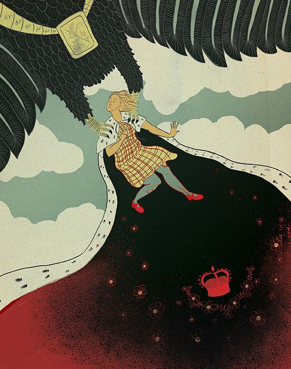 Illustration by Stephanie Kenzie