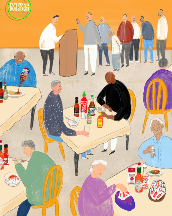 Illustration by Su Kim