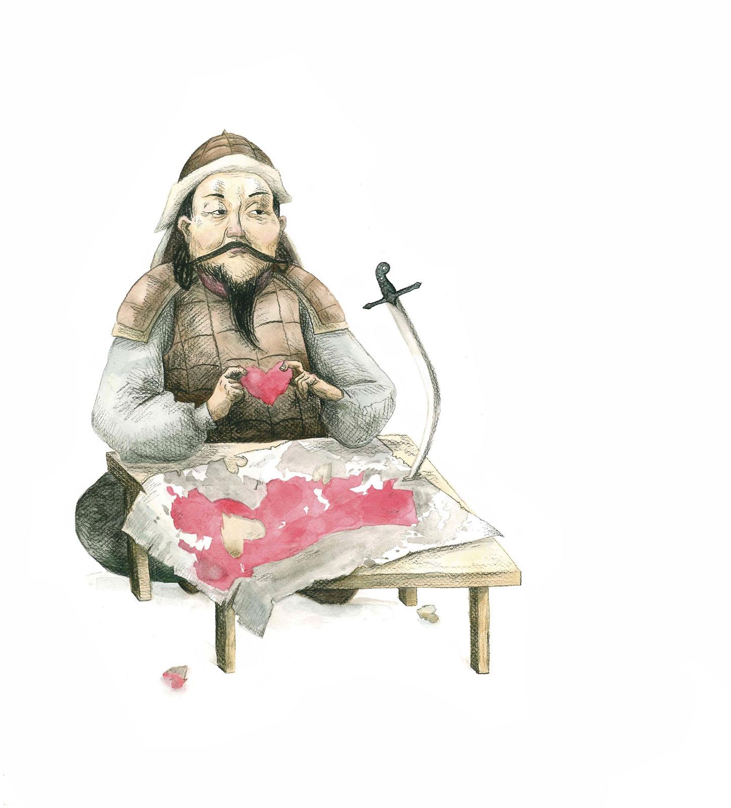 Illustration by Sydney Clayton