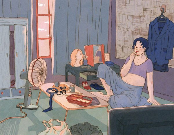Illustration by Ting Ting Ding