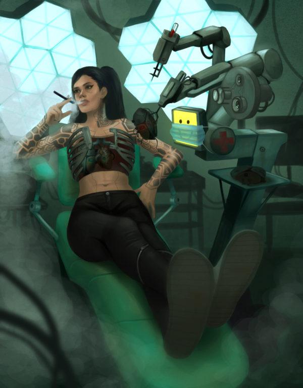 Illustration by Victoria Riopka